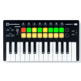 Novation LaunchKey Mini MK2 MIDI-клавиатура